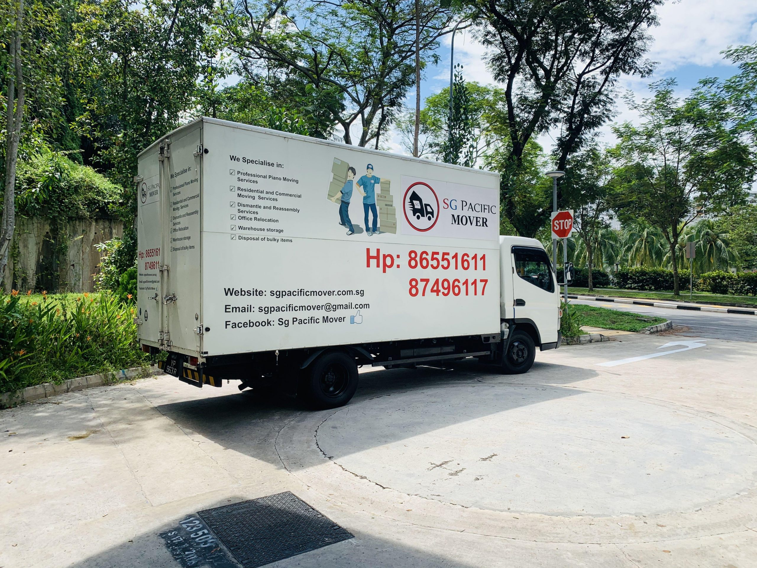 Relocate to a New Home or an Office with Cheap Movers Singapore – Office, House, Piano & Furniture 1