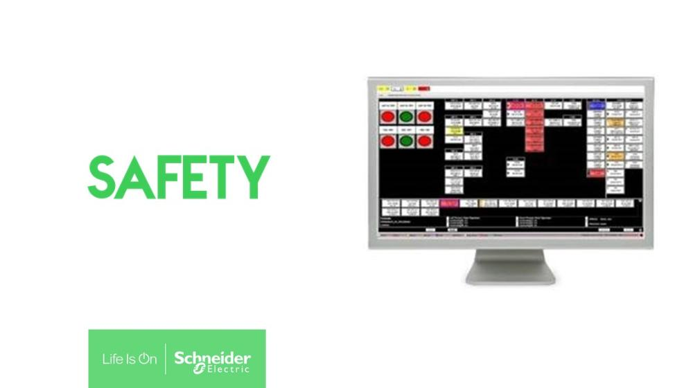 Schneider Electric has released an improved version of its EcoStruxure™ TriconexTM Safety View 2
