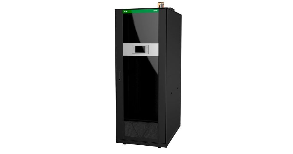 Schneider Electric launched 43U Edge micro data center for office spaces 3