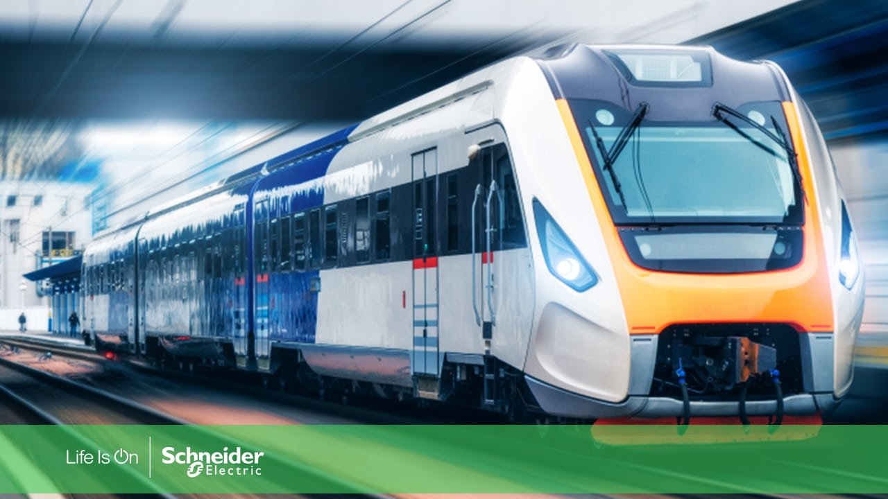 Schneider Electric launches EcoStruxure rail To build reliable and sustainable rail infrastructure in India 16