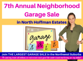The Largest Neighborhood Garage Sale In The Northwest Suburbs Of Chicago 1